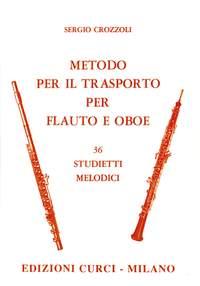 Sergio Crozzoli: Metodo Per Il Trasporto