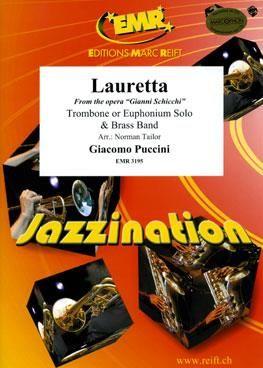 Giacomo Puccini: Lauretta (Trombone Solo)
