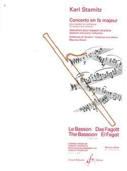 Carl Stamitz: Concerto En Fa Majeur