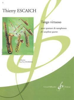 Thierry Escaich: Tango Virtuoso