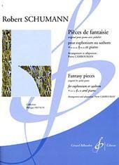 Robert Schumann: Pieces De Fantaisie