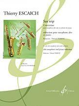 Thierry Escaich: Sax Trip Reduction