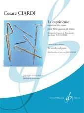 Cesare Ciardi: La Capricieuse