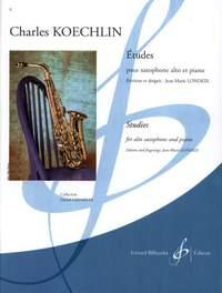 Charles Koechlin: Etudes - Studies