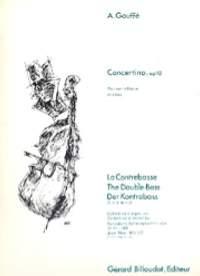 A. Gouffe: Concertino Opus 10