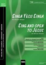 Singa Yesu singa (Sing and open to Jesus)