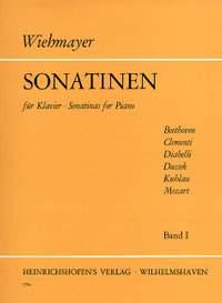 Wiehmayer: Sonatinen 1