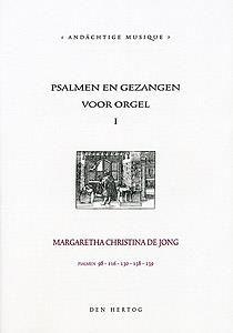 A. de Jong: Psalmen & Gezangen 01