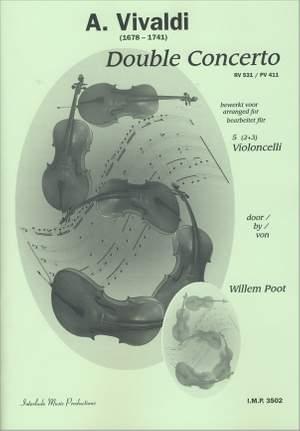 Antonio Vivaldi: Concert G Rv531 (Pv411) Product Image
