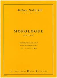 Jérôme Naulais: Monologue