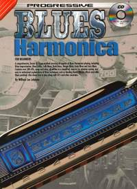 William Lee Johnson: Progressive Blues Harmonica