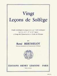 René Berthelot: Leçons 5 clés (20) sans accompagnement