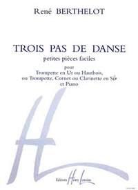 René Berthelot: Trois pas de danse