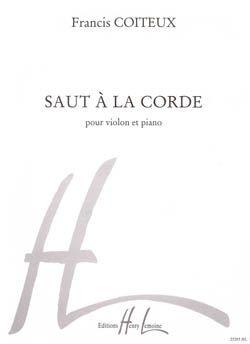 Francis Coiteux: Saut à la Corde
