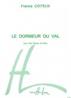 Francis Coiteux: Dormeur du Val