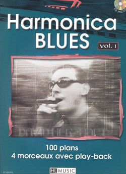 David Herzhaft: Harmonica blues Vol.1