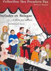 Jean-Christophe Hoarau: Ballades en Balagne