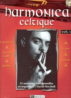 David Herzhaft: Harmonica celtique Vol.1