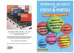 Muzikaal Allerlei voor Feest en Partij Product Image