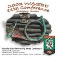 WASBE 2003 Jonkoping Sweden: Florida State