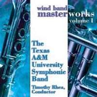 Wind Band Master Works - Vol. 1