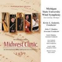 2007 Midwest Clinic: Michigan State University