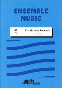 Roland Binge: Elizabethan Serenade Vol.42