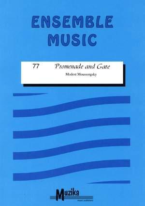 Modest Mussorgsky: Promenade & Gate