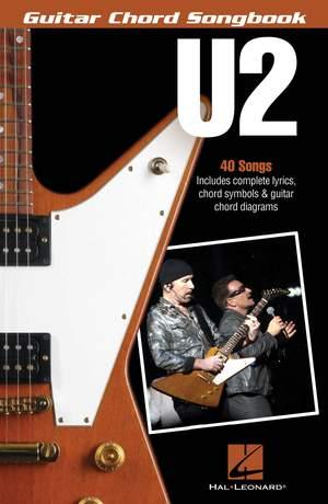 U2 - Guitar Chord Songbook Product Image