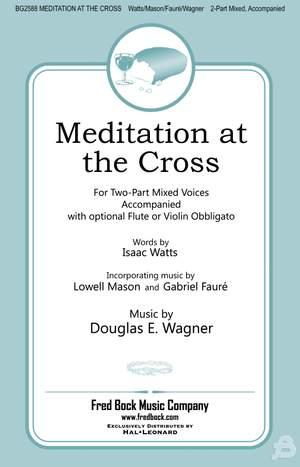 Douglas E. Wagner: Meditation at the Cross
