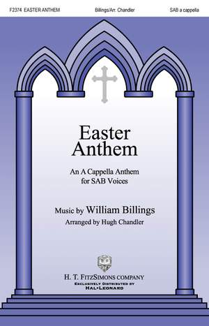 William Billings: Easter Anthem Product Image