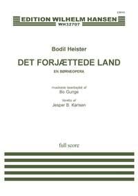 Bodil Heister_Jesper B. Karlsen: Det Forjættede Land