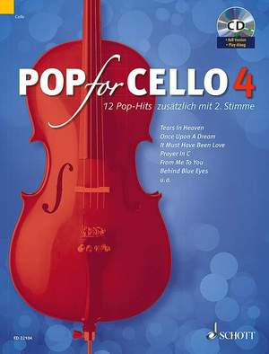 Pop For Cello Band 4