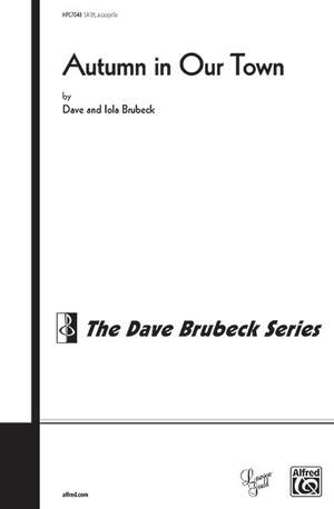 Dave Brubeck: Autumn in Our Town (from Four New England Pieces)
