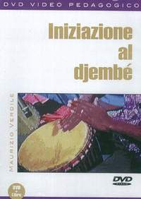Maurizio Verdile: Iniziazione Al Djembe