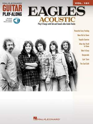 Eagles Acoustic Guitar Play-Along 161