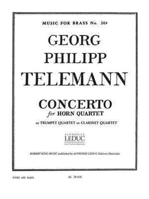 Georg Philipp Telemann: Concerto