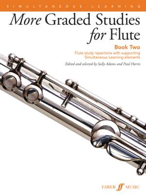 More Graded Studies for Flute Book Two Product Image
