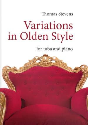 Thomas Stevens: Variations in olden Style
