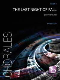 Etienne Crausaz: The Last Night of Fall