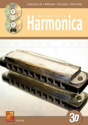 Gleg Zlap: Initiation à l'Harmonica en 3D