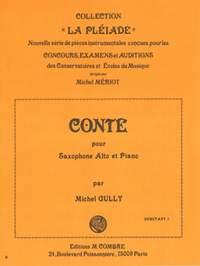 Michel Gully: Conte