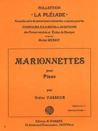 Didier Vasseur: Marionnettes