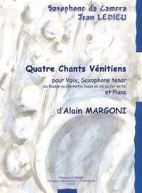 Alain Margoni: Chants vénitiens (4)