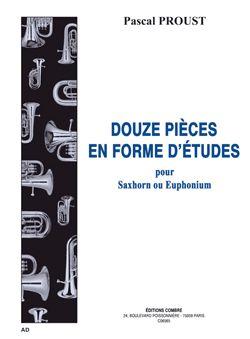 Pascal Proust: Pièces en forme d'études (12)