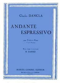 Charles Dancla: Andante espressivo