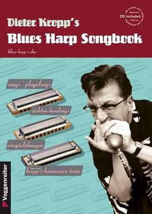 Kropp, D: Kropp's Blues Harp Songbook