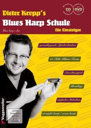 Kropp, D: Dieter Kropp´s Blues Harp Schule