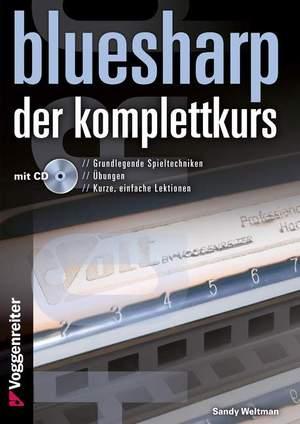 Weltman, S: Bluesharp - Der Komplettkurs