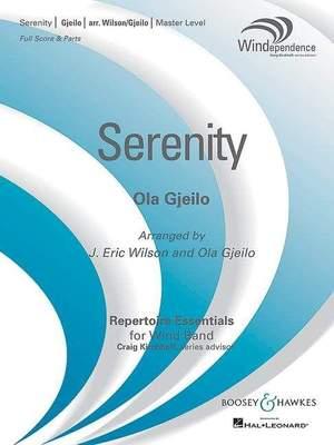 Gjeilo, O: Serenity
